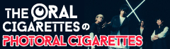 THE ORAL CIGARETTESの「PHOTORAL CIGARETTES」【第9回】