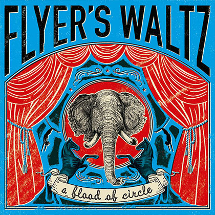 flyers waltz a flood of circle skream ディスクレビュー 邦楽