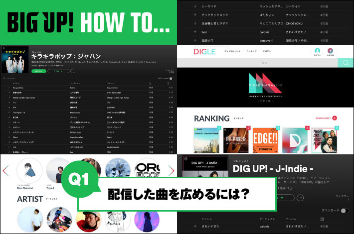 BIG UP! HOW TO【プロモーション】