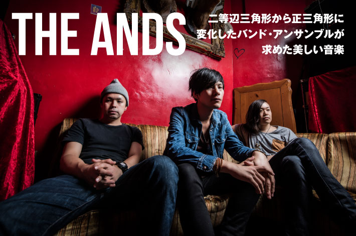 THE ANDS