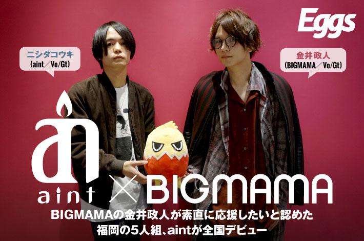 aint × BIGMAMA