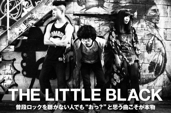 THE LITTLE BLACK