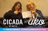 CICADA × UKO