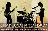 speaker gain teardrop