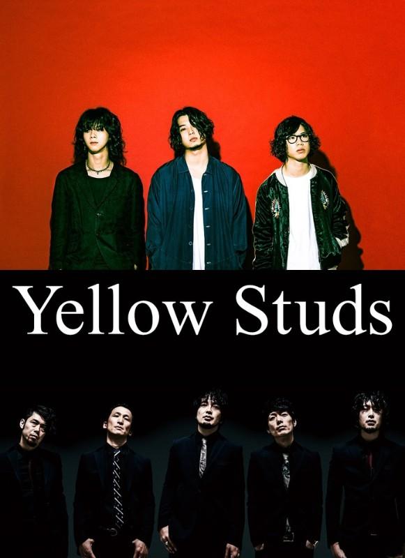 SIX LOUNGE × Yellow Studs