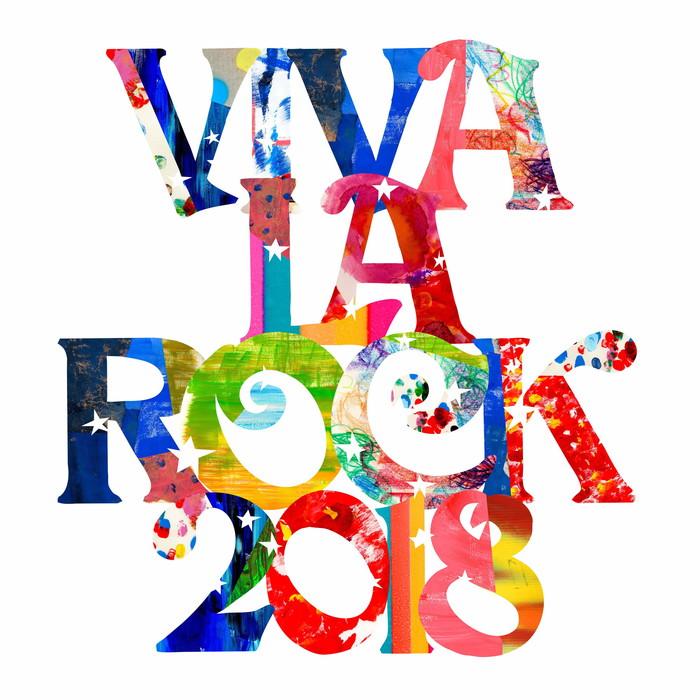 """""""VIVA LA ROCK 2018"""""""
