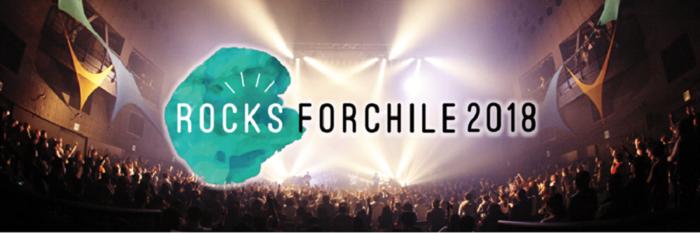 """Rocks ForChile 2018"""