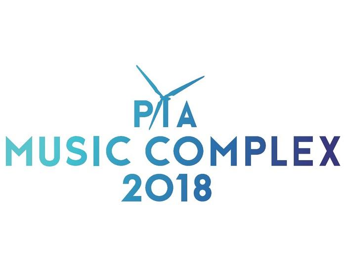 """PIA MUSIC COMPLEX 2018"" ※中止"