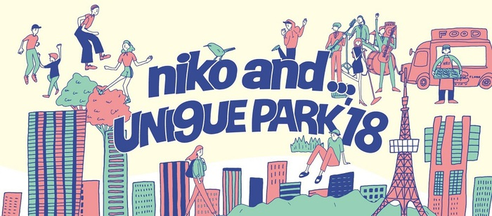 """niko and ... UNI9UE PARK'18"""