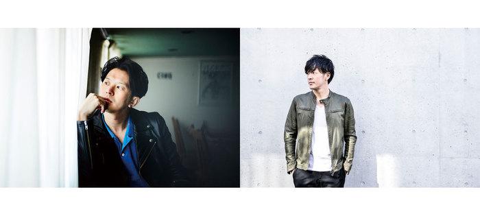 Keishi Tanaka × 荒井岳史(the band apart)