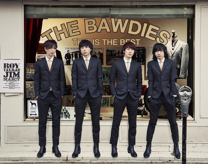 THE BAWDIES ※振替公演