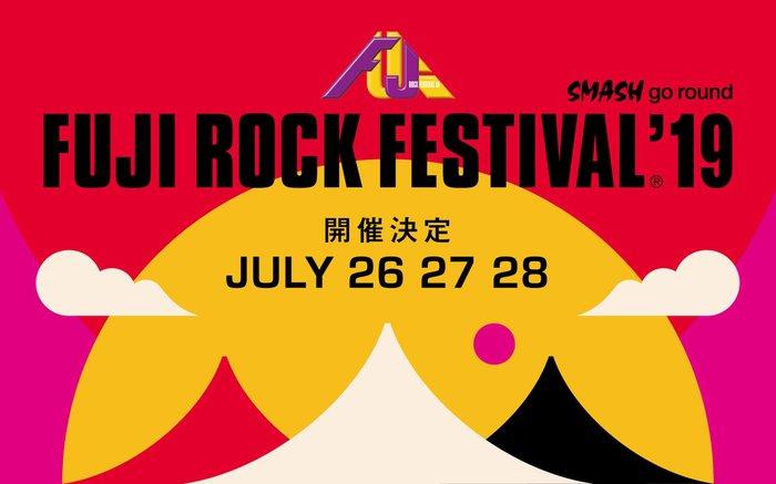 """FUJI ROCK FESTIVAL'19"""