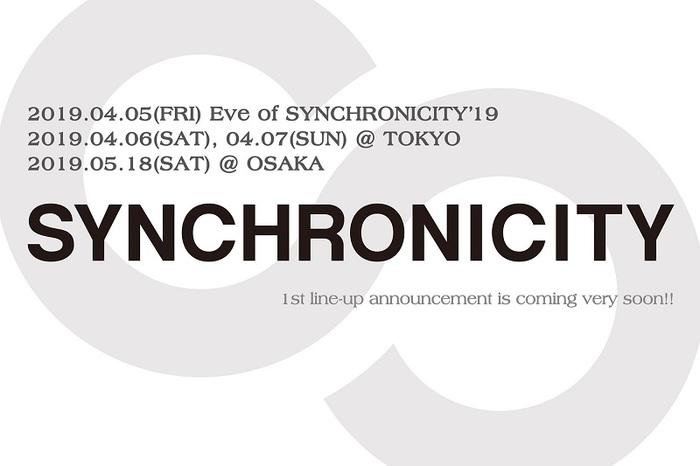 """""""SYNCHRONICITY'19 OSAKA"""""""