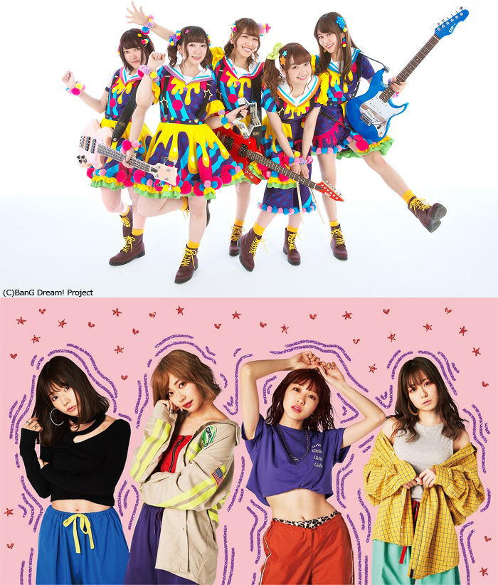 Poppin'Party × SILENT SIREN