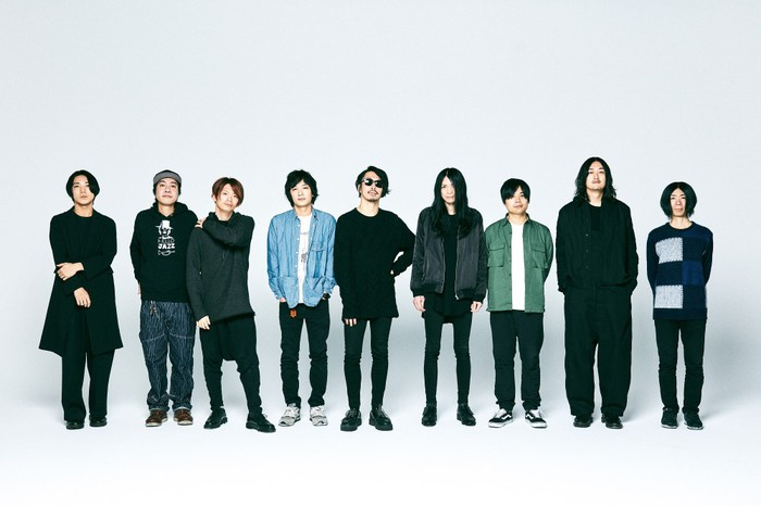 tacica × THE NOVEMBERS × People In The Box