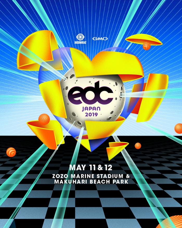 """EDC JAPAN 2019"""