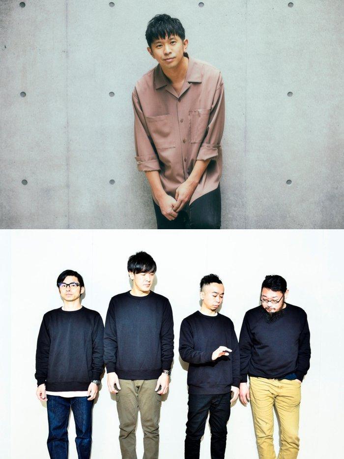 Keishi Tanaka × the band apart