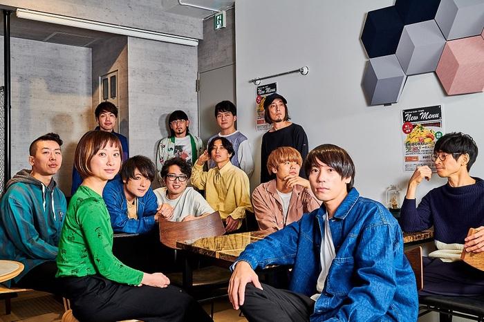 マカロニえんぴつ / 東京カランコロン / SAKANAMON