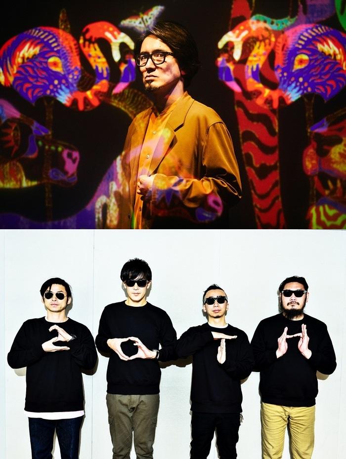フルカワユタカ × the band apart ※公演延期
