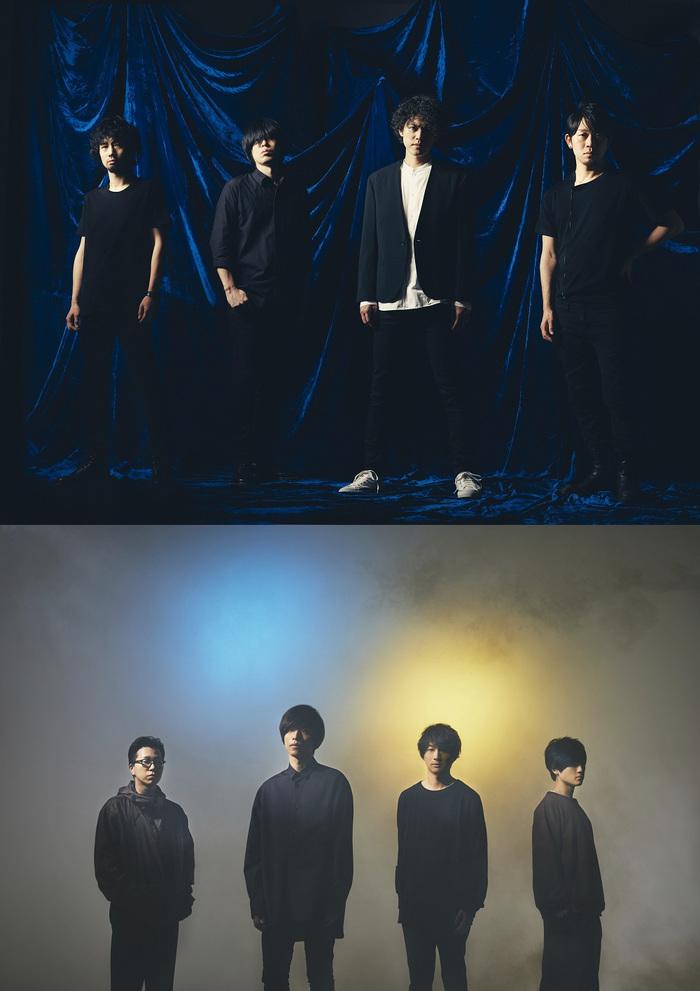 9mm Parabellum Bullet × androp ※公演延期