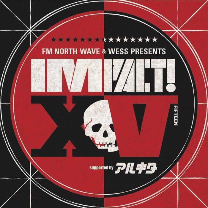 """""""IMPACT! XV"""" ※開催中止"""