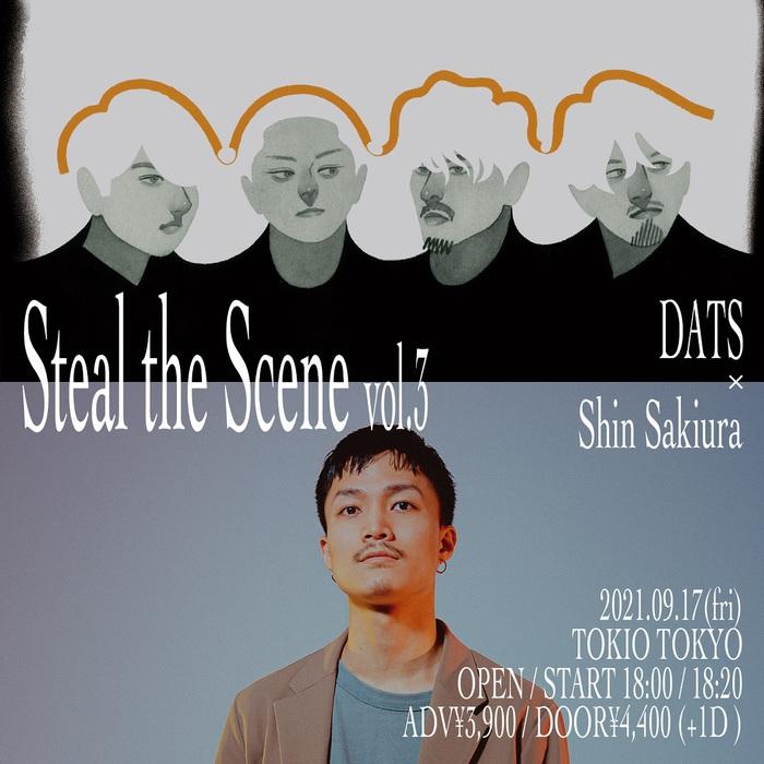 DATS × Shin Sakiura