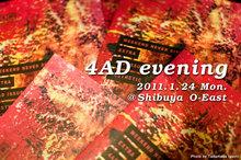 4AD evening