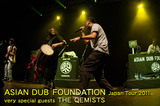 ASIAN DUB FOUNDATION +THE QEMISTS
