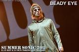 BEADY EYE|SUMMER SONIC 2011