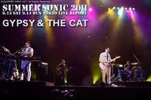 GYPSY & THE CAT|SUMMER SONIC 2011
