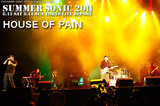 HOUSE OF PAIN|SUMMER SONIC 2011