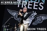 NEON TREES SUMMER SONIC 2011