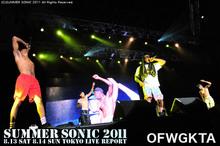 OFWGKTA SUMMER SONIC 2011