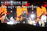 RED HOT CHILI PEPPERS|SUMMER SONIC 2011