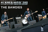 THE BAWDIES|SUMMER SONIC 2011
