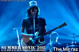 The Mirraz|SUMMER SONIC 2011