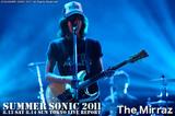 The Mirraz|SUMMER SONIC 2011