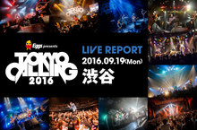 Eggs presents TOKYO CALLING 2016 -DAY3-