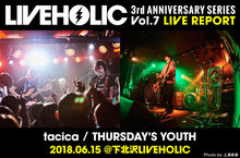 tacica / THURSDAY'S YOUTH