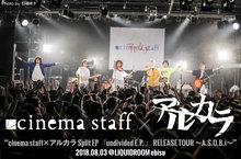 cinema staff × アルカラ