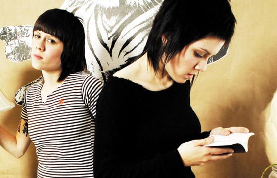 TEGAN AND SARAが新作のレコーディングを開始。