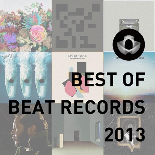 BEATINK/BEAT RECORDSによる2013年ベスト投票企画がスタート。!!!(チック・チック・チック)やBOARDS OF CANADAらの豪華グッズが当たるキャンペーン開催