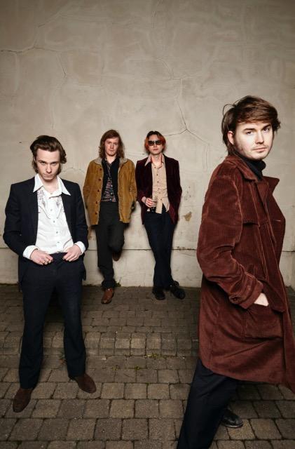 PALMA VIOLETS、5月に2ndアルバム『Danger In The Club』リリース決定。表題曲のMVも公開
