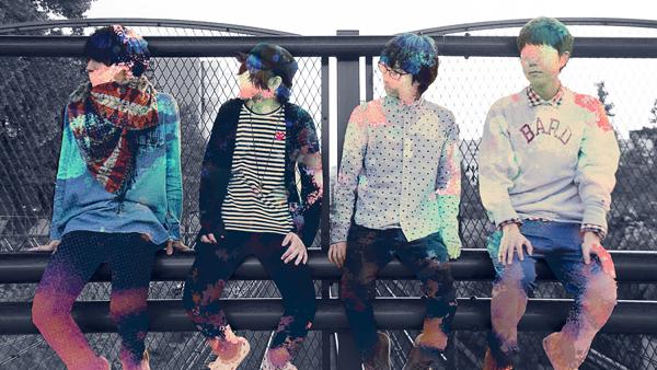 正体不明の炭酸系男子4人組バンド、サイダーガールが6/28リリースのミニ・アルバム『サイダーのしくみ』より「ドラマチック」のMVを公開。7/10 (金) にGARRET udagawaにてリリース・ツアー追加公演決定