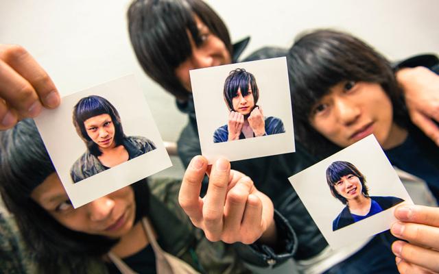 3ピース・ロック・バンド myeahns、初の全国流通盤となるミニ・アルバム『myeahns』を4/6にリリース決定