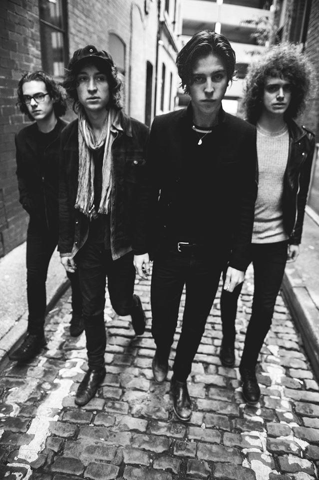 CATFISH AND THE BOTTLEMEN、5月にニュー・アルバム『The Ride』リリース決定。収録曲「Soundcheck」のMV公開