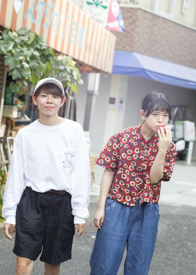 リーガルリリー、たかはしほのか(Vo/Gt)10代最後の日に渋谷WWWにてシナリオアートと2マン企画開催決定