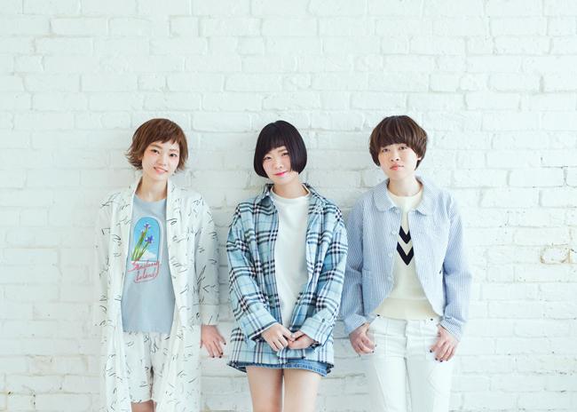 SHISHAMO、6/20にニュー・アルバム『SHISHAMO 5』リリース決定。限定盤には宮崎朝子(Vo/Gt)描き下ろしTシャツも