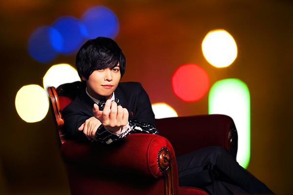 斉藤壮馬、6/24に3rdシングル『デート』リリース記念インストア・イベント開催決定