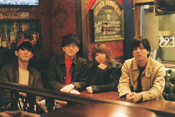 """元ウルトラタワー、yEANのメンバーらによる""""shannons""""、4/13にフル・アルバムをリリース&同日新宿SAMURAIにてレコ発イベント開催決定。1stシングル『ニュースーパーウェポン』配信スタートも"""